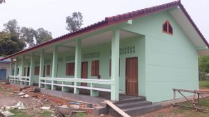 Construction d'une nouvelle école pour les enfants de Nasavanh