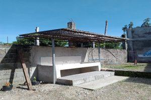 Rénovation de la maternelle de Campokpok