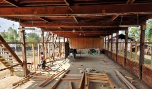 Rénovation du foyer Saint Antony de Putao