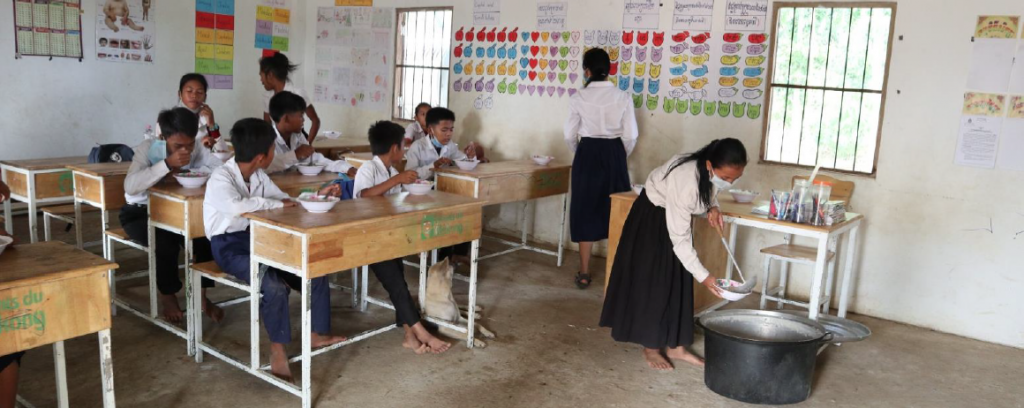 projet covid au Cambodge