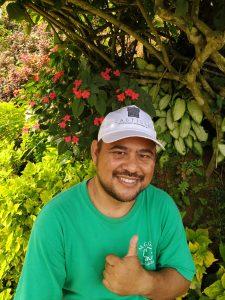 Gil TERIOTE, ancien filleul de l'organisation Share A Child