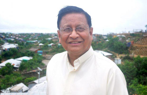 Le Cardinal Charles Maung Bo