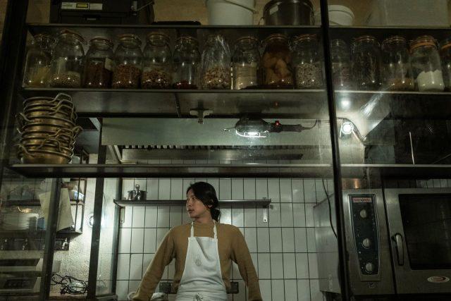 Esu Lee pratique une cuisine inspirée par la cuisine des temples.
