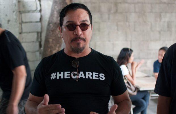 Joe Dean fondateur de #HECARES Feeding program