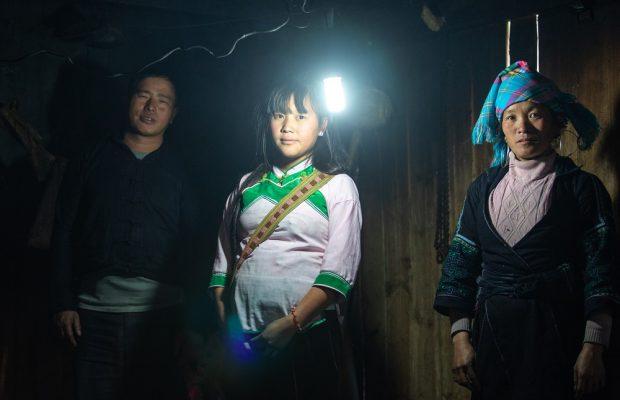 Mère adolescnte Hmong