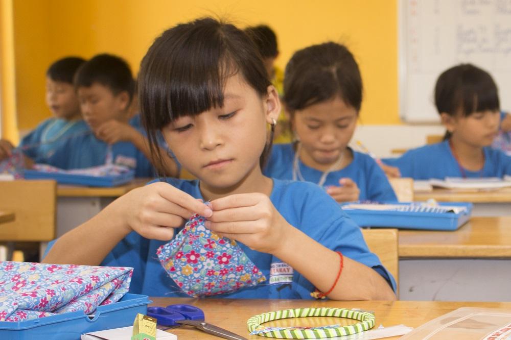 Ecole maison Chance Vietnam