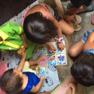 Garderies décharge de Cebu-Inayawan-Batang Mekong 2021