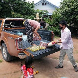 Inondations Thaïlande