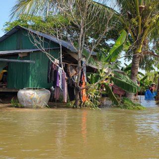 Inondations Cambodge
